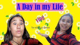 A Day in my life   Fun with Divija Somani   Online Exam   Vlog