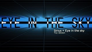 Sirius + Eye in the sky - cover - Alan Parson