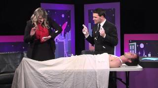 rob caruana gets to do an autopsy with lauren bok   live on bowen s4e05