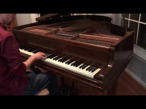 Dream On Aerosmith piano