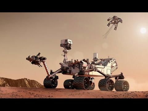 Documentaire spatiale // Mission Curiosity // Le visiteur de mars 【FR】