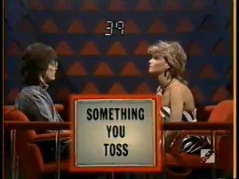 Another playing of Bonus Round  NEW $25,000 Pyramid  Markie Post 4