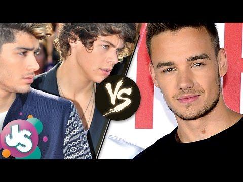 Shade Alert! Liam Payne DISSES Zayn Malik & Harry Styles, Fans Fire Back! -JS - Поисковик музыки mp3real.ru