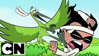 Teen Titans Go! | Learning Kung fu | Cartoon Network