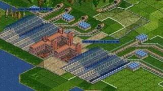 DOS Game: Transport Tycoon Deluxe