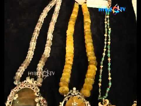 art karat designer jewellery hybiz tv youtube