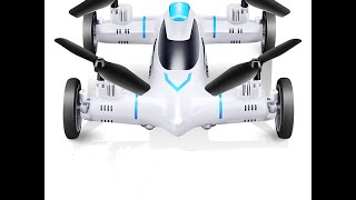 syma x9 flying car quadcopter review