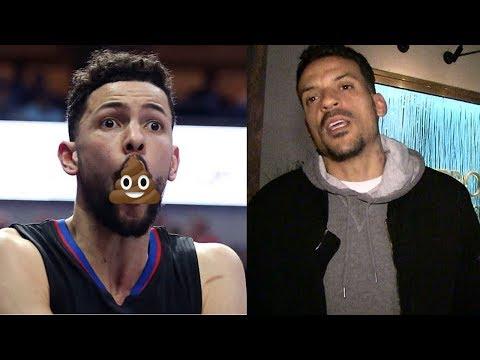 "Matt Barnes Blames ""Arrogant"" Sh!t Talker Austin Rivers for Fight Between Clippers & Rockets"