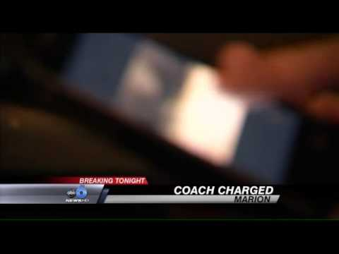 Elgin High School Coach Arrested for Sexual Battery