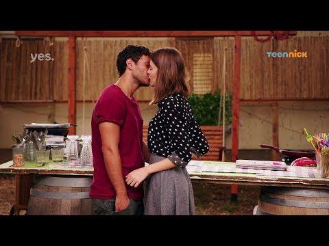 כדברא 2: הרגעים הגדולים - הנשיקה של לוק ולילה | טין ניק
