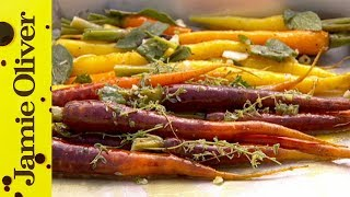 Perfect Roast Vegetables | Jamie Oliver