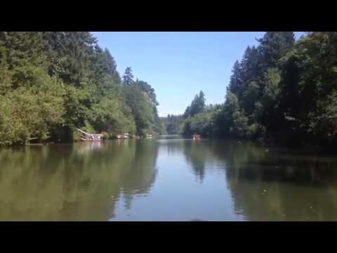 Tualatin River boat ride