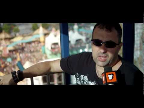 Dave Clarke Presents @ Tomorrowland 2012 [official aftermovie]