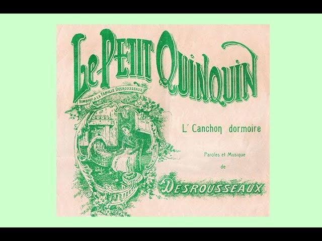 Le petit Quinquin ou #LeptitQuinquin #patoisdelille Version chantée intégrale