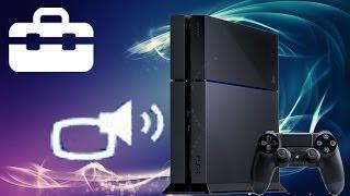 PS4 - Schritt für Schritt #14 - Einstellungen - Sound und Bildschirm