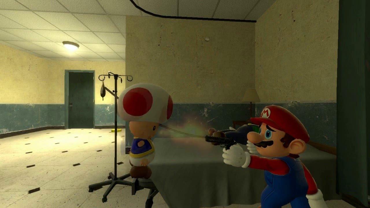 The Metropolice' Revenge/Mario and Luigi's Delfino Plaza Collab - GMod  Movies by Hoovy McBoovy