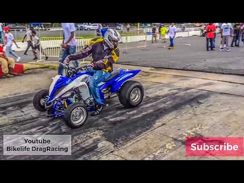 Bikelife Dragracing Grudge Racing At No Problem Raceway | ATV DRAG RACING