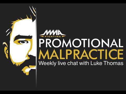Live Chat: Jon Jones's Future, Mayweather vs. McGregor Preview