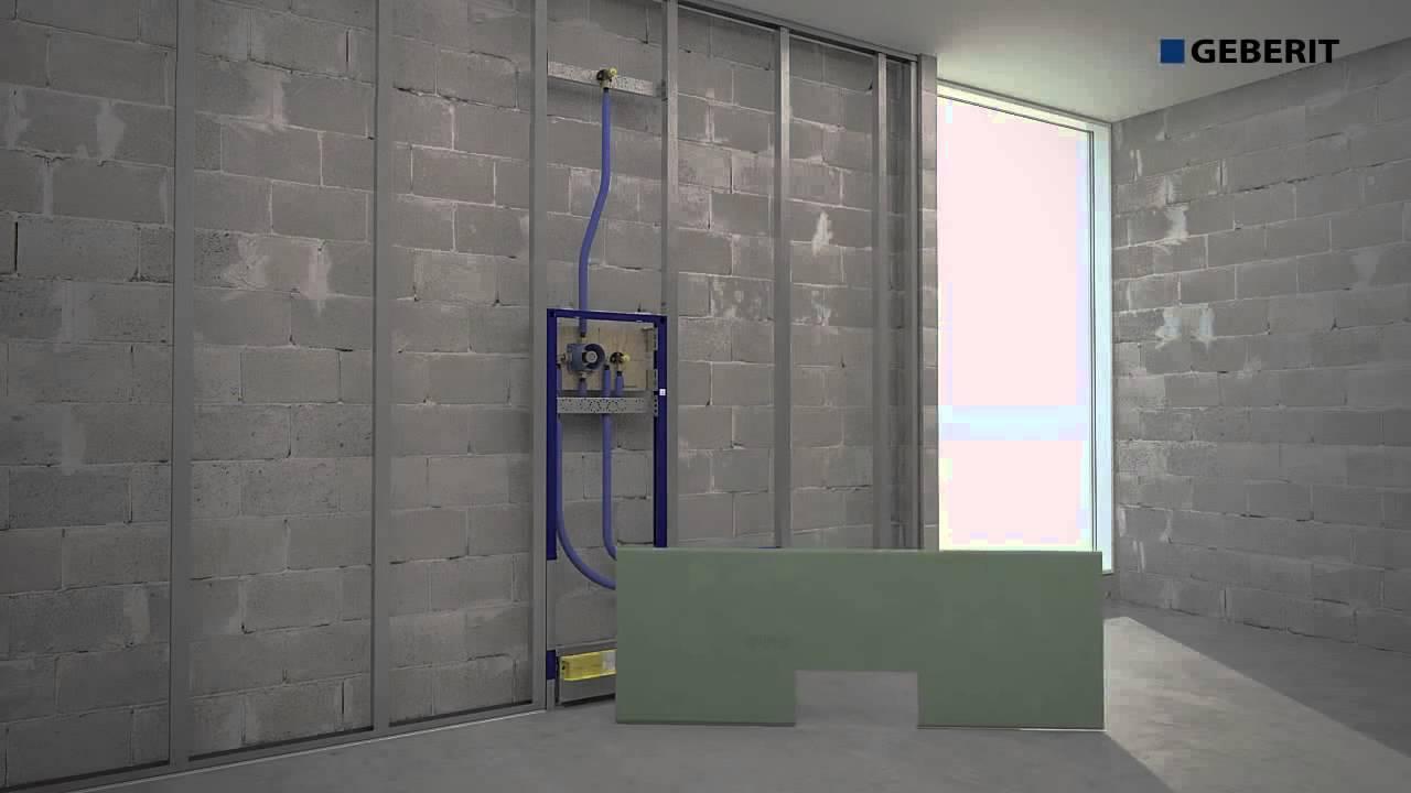 In360 Geberit Odpływ Liniowy Prysznicowy ścienny Instrukcja Montażu Jak Zamontować