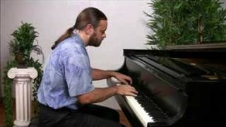 Bach: Invention 4 in D minor (older version) | Cory Hall, pianist-composer