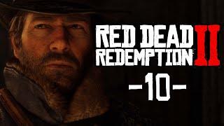 Napad na obóz #10 Red Dead Redemption 2 | PC | PL | Gameplay | Zagrajmy w