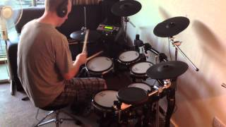 Barry White - I'm Gonna Love You Just A Little More Baby (Roland TD-12 Drum Cover)