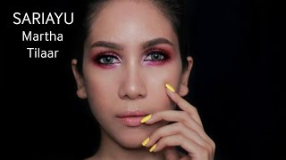 Sariayu Martha Tilaar Make Up Tutorial | suhaysalim