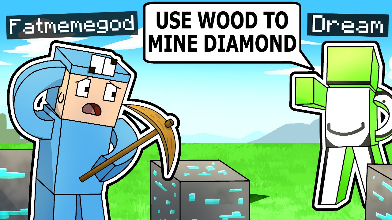 Download I hired FAKE minecraft speedrunners to TROLL FatMemeGod