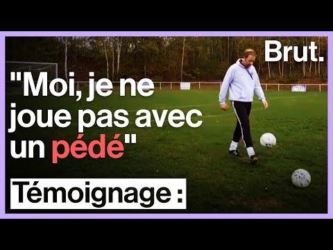 Yoann Lemaire combat l'homophobie dans le football
