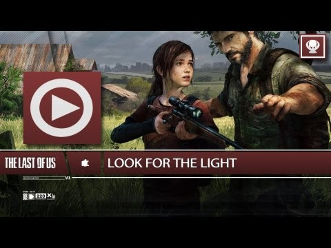 (SOG) Look For The Light / All 30 Firefly Pendants W/navigation / Trophy I Unlock (THE LAST OF US)