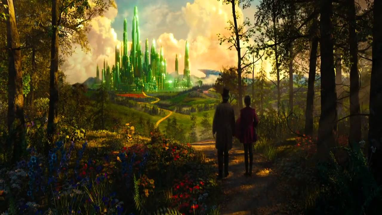 Image result for oz emerald city