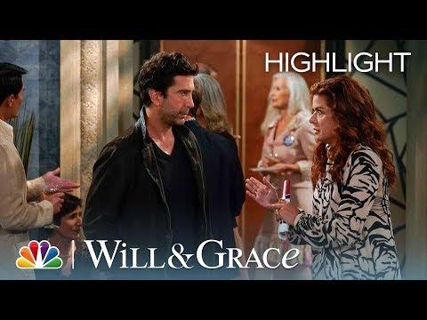 Grace Meets the West Side Curmudgeon