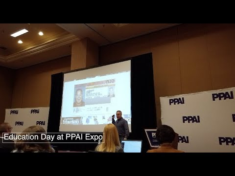 Vegas Day 3: PPAI Education Day and PromoKitchen Mixer