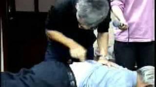 疼痛原始點療法--腰部