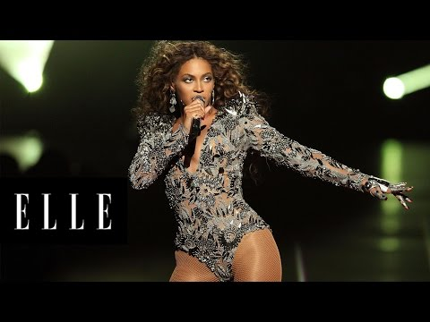 15 Times Beyoncé Slayed the VMAs | ELLE