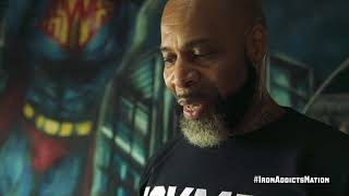 C.T. Fletcher- MASSter Class: Lesson 1- The Importance of OLD SCHOOL Leg Drive in Bench Press
