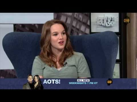 AOTS - Interview with Kay Panabaker