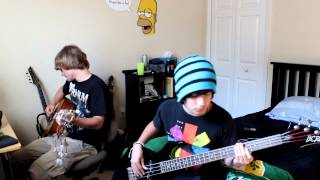 Brain Stew - Green Day (Days on End) Cover