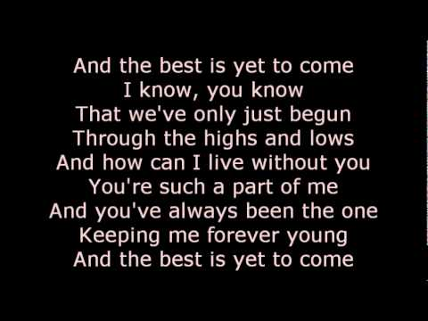 Scorpions-The best is yet to comeLyrics
