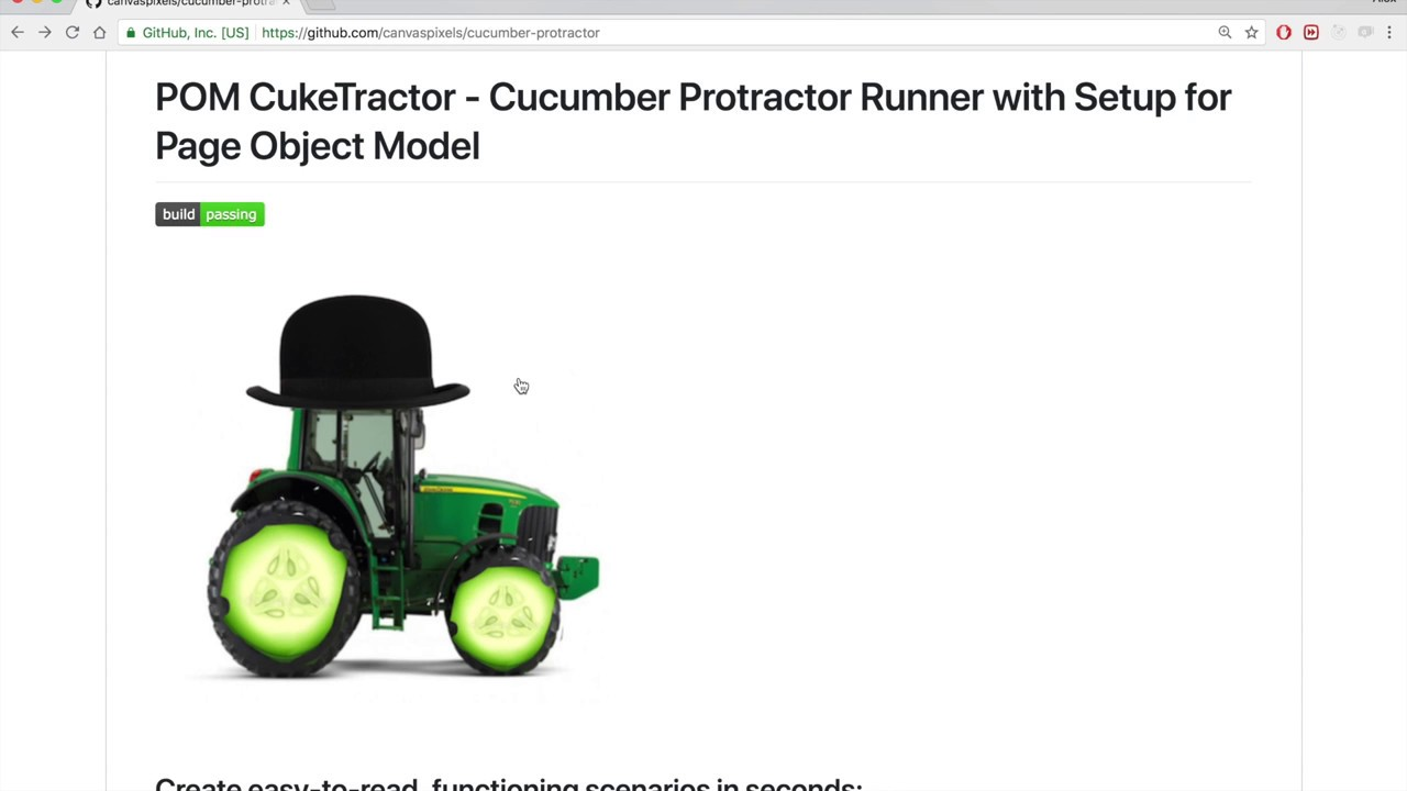 Cuketractor - Powerful UI Testing, Cucumber JS with Protractor