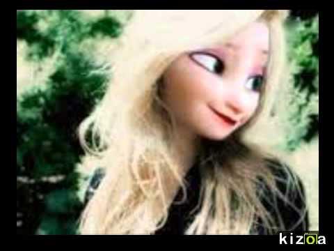 Top Montage Photo Kizoa: Elsa, Jack et Raiponce SWAG - YouTube RQ46