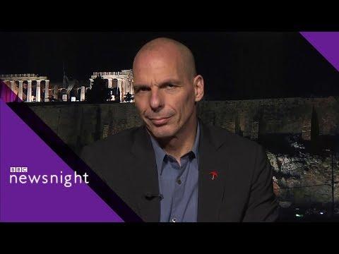 'British politics is becoming poisoned' says Yanis Varoufakis - BBC Newsnight