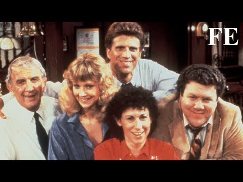 Flat Earth reference - Cheers television show - 1982 - Mark Sargent ✅