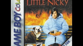 Little Nicky - Nintendo Gameboy Color - 10Min Play