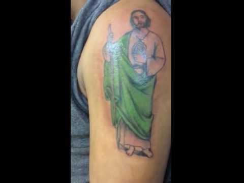 Erik V Bobadilla Los Tatuajes