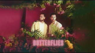 MAX & Ali Gatie - Butterflies (Official Lyric Video)