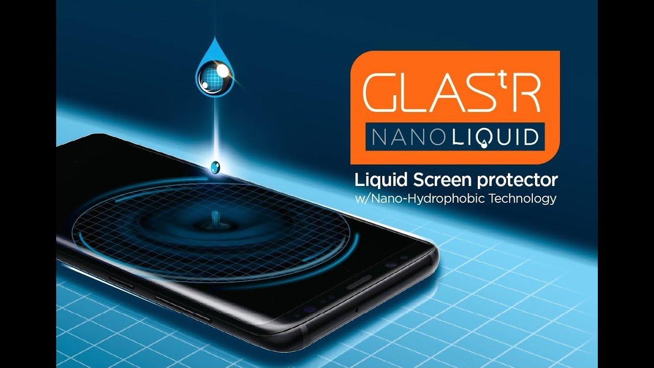 best sneakers d4a58 29547 How to Install Spigen GLAS.tR Nano Liquid