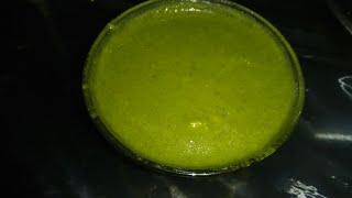 AAM KI CHUTNEY |simple and chatpati home - made recipe |