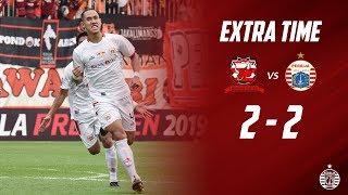 Download Video MADURA UNITED 2 - 2 PERSIJA JAKARTA [Piala Presiden 2019]   Extra Time MP3 3GP MP4