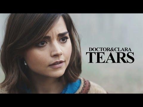 doctor and clara   tears